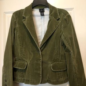Corduroy blazer/jacket